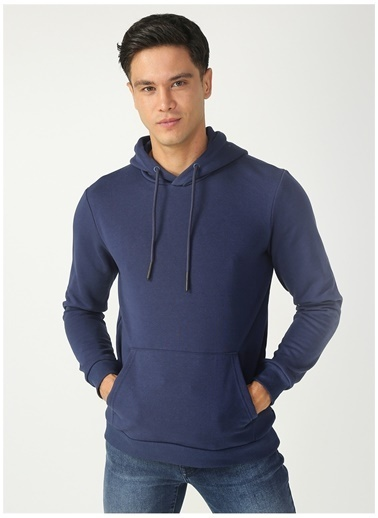 Puma Sweatshirt Mavi